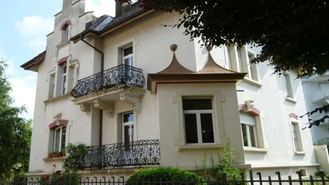Das Tagesheim Sonnegg muss wegen der Sparmassnahmen der Stadt Olten seine Türen schliessen.