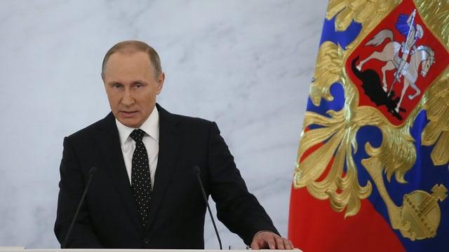 Kreml-Chef Wladimir Putin.