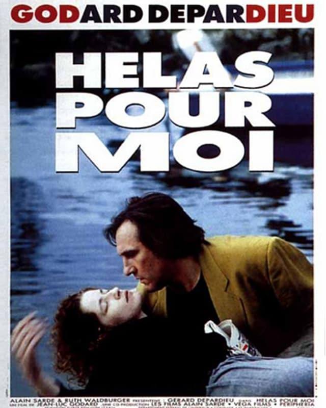 Plakat von «Helas pour moi»