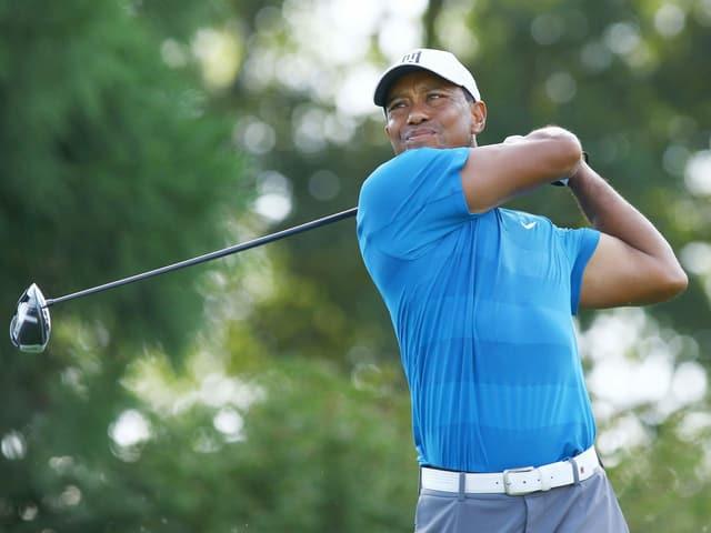 Tiger Woods kann sich in diesem Jahr nicht am Ryder Cup messen.