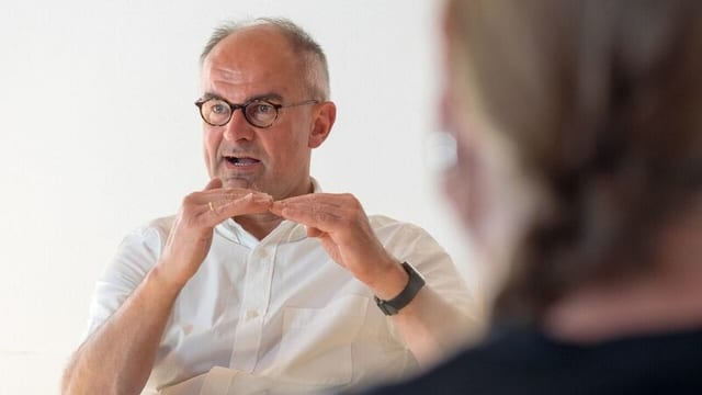 Christian Cebulj, professur per pedagogia da religiun a la Scola auta da teologia a Cuira