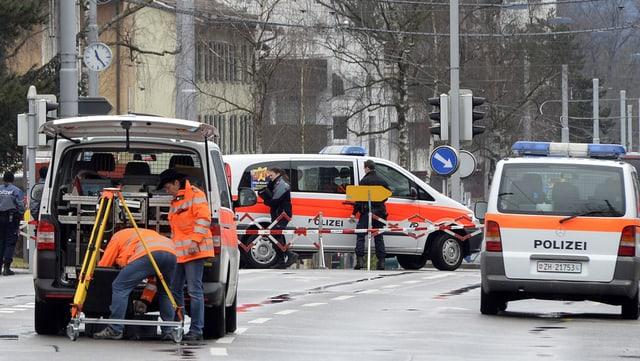 autos da polizia