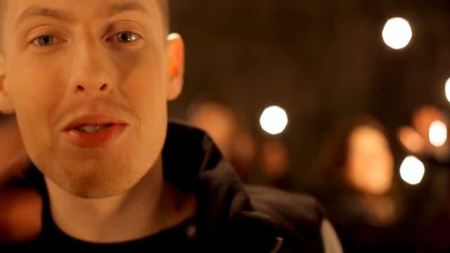 Rapper Manillio im Videoclip zu «Stärne».