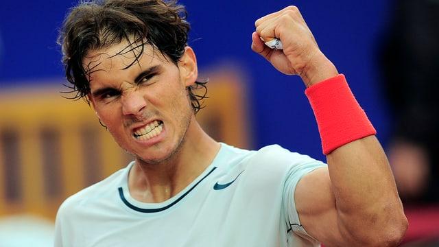 Rafal Nadal strebt in Barcelona den 8. Titelgewinn an.