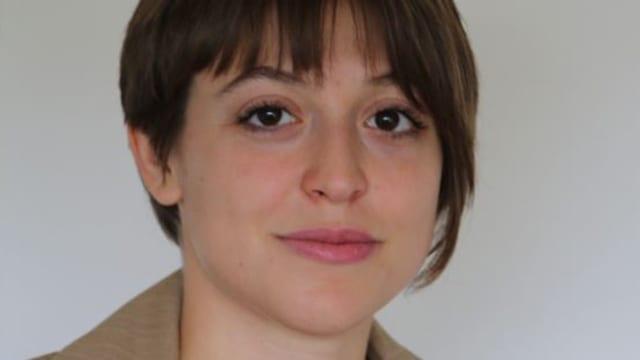 Portrait Gabriela Kvet