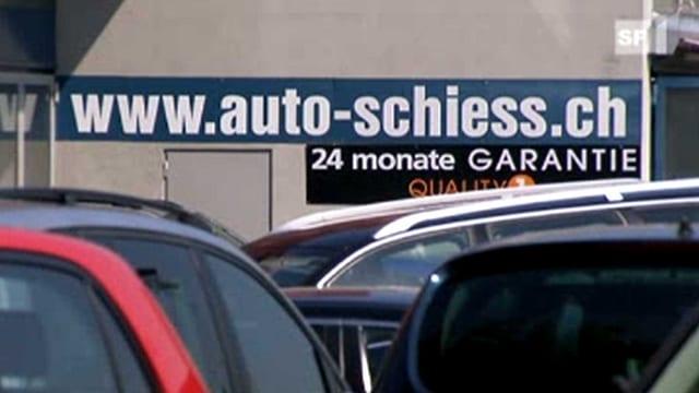 Autohaus Schiess URL