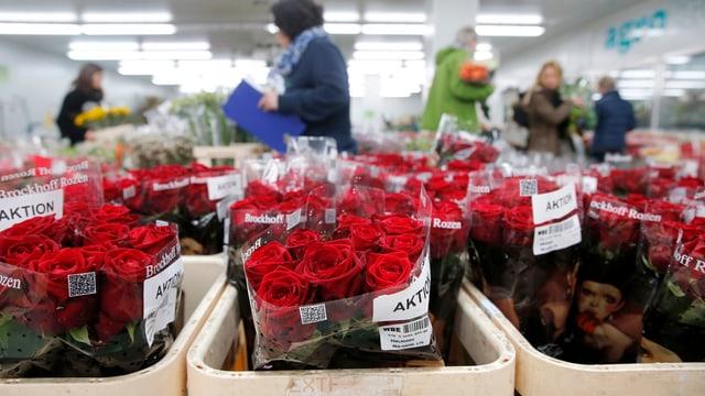 Blumenbörse