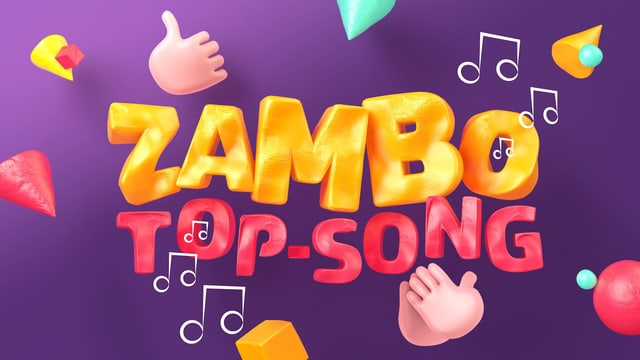 Logo vom Zambo Top-Song