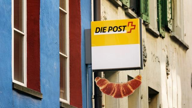 Logo da la Posta svizra