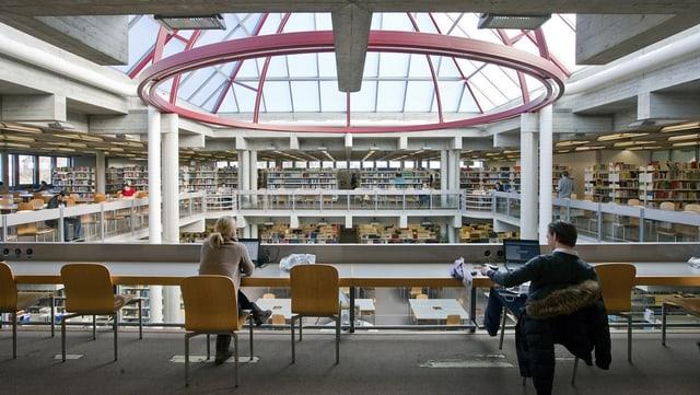 Bibliothek der Universität St. Gallen