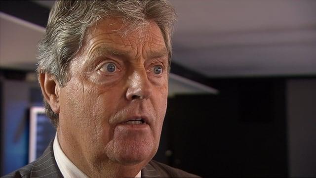Jacobus van der Wolk, Stiftungs-Direktor «Krebs-Hilfe»