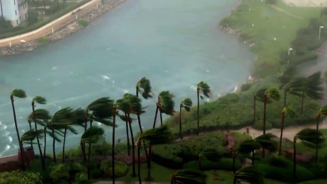 Video «Die grössten Naturkatastrophen: Tropische Wirbelstürme (6/6)» abspielen