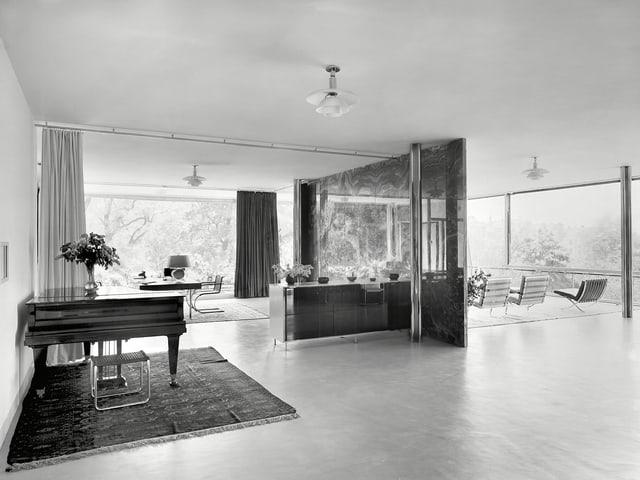 Villa aus den 1930er-Jahren