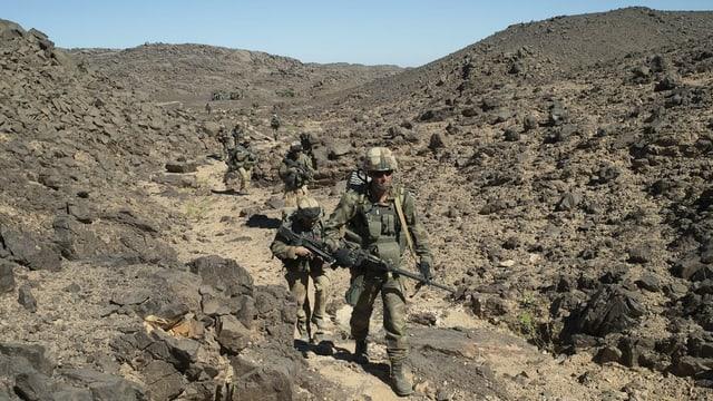 Frankreichs Kampf für stabile Sahelzone
