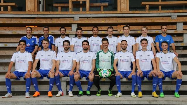 equipa da ballape da US Schluein