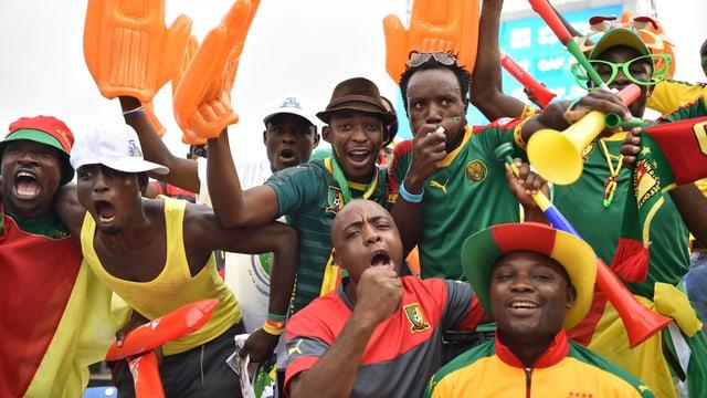 Kamerun-Fans.