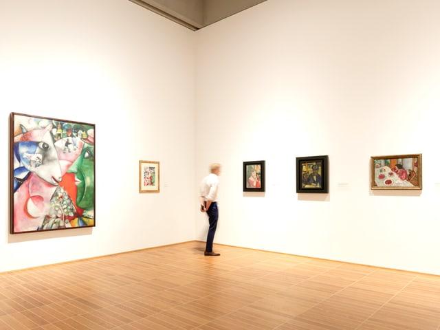 Die Basler Ausstellung.