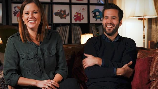 Video «Alexandra & Lucas» abspielen