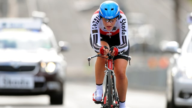 Doris Schweizer ist erstmals in ihrer Karriere Schweizer Meisterin geworden.