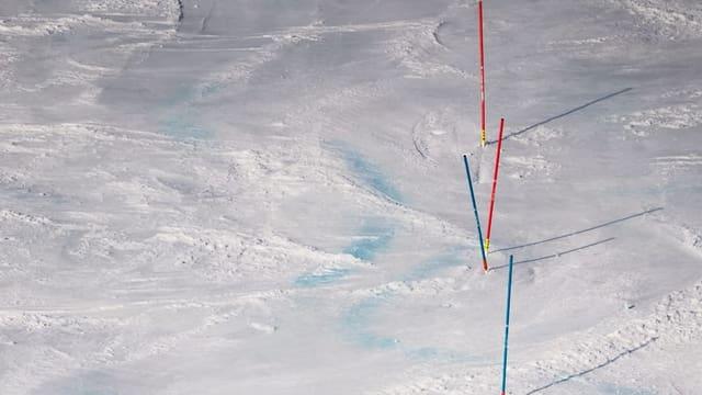 stangas da slalom