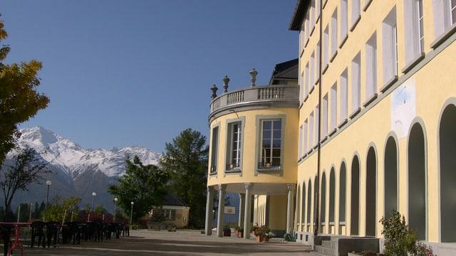 Institut Otalpin Ftan - ina da las scolas medias Grischunas.