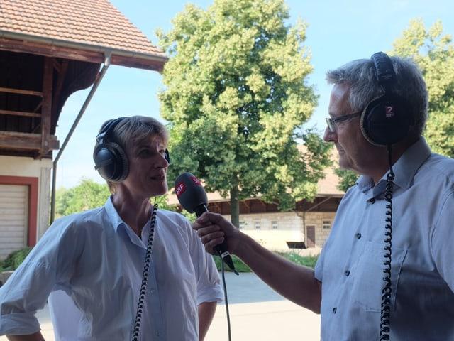 Interview mit Bettina Hamel, Geschäftsführerin der Merian-Gärten.