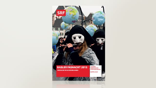 Basler Fasnacht 2015 - «Mr basse in kai Schublaade»