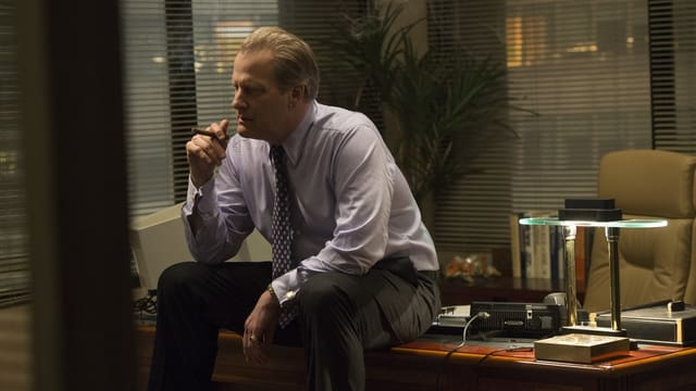 Widersprüchliche Hauptfigur John O'Neill (brilliant verkörpert von Jeff Daniels).