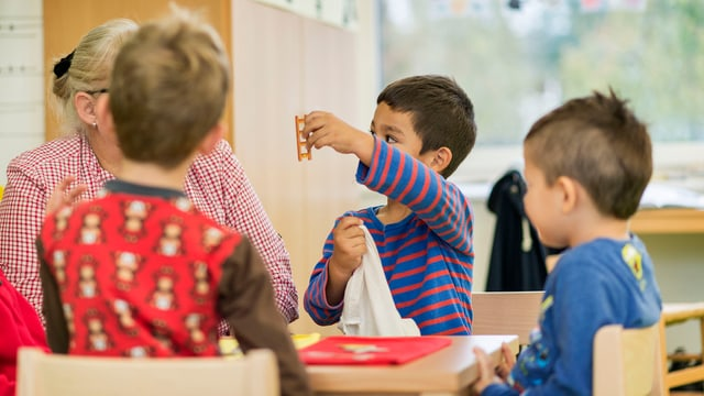 Kindergarten im Aargau