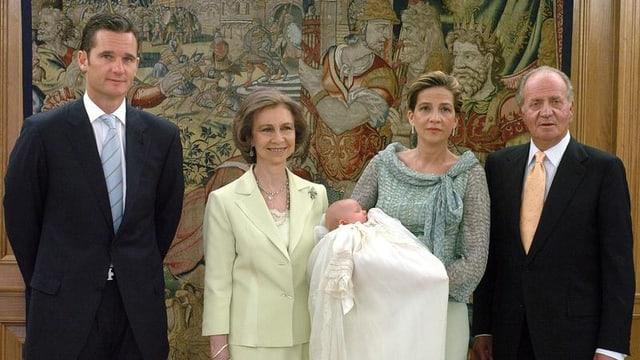 Iñaki Urdangarin und König Juan Carlos