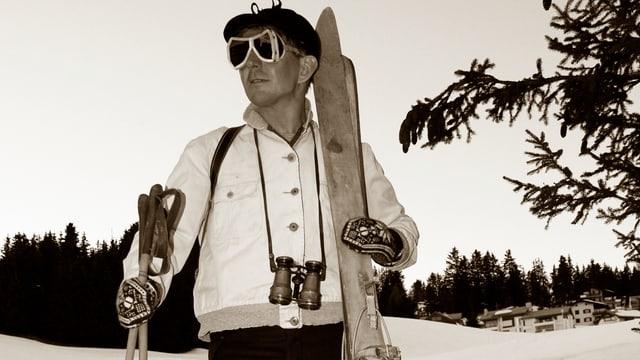 Uschia ins gieva pli baud cun skis.