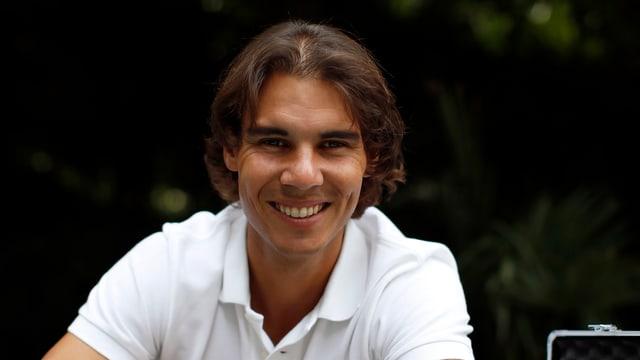 Rafael Nadal: Will wieder zuversichtlich in die Zukunft blicken.