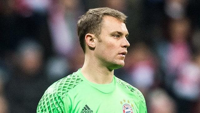Manuel Neuer fehlt gegen England (Test) und Aserbaidschan (WM-Quali).