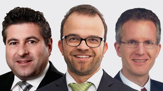 3 Experten