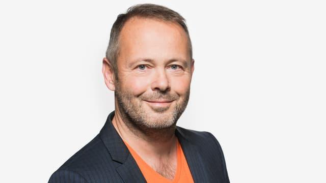 Dominik Stroppel, Projektleiter Publikumswoche «Hallo SRF!»