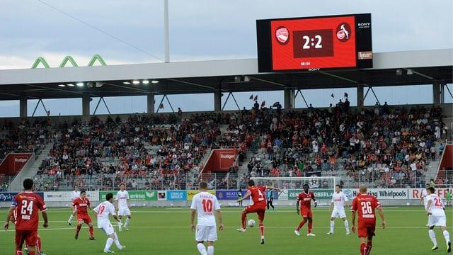 Bild des Stadions.