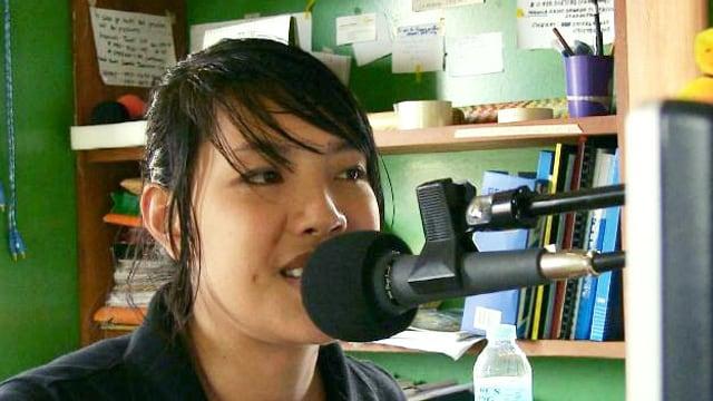 Video «Informiert dank Radio Sagada» abspielen