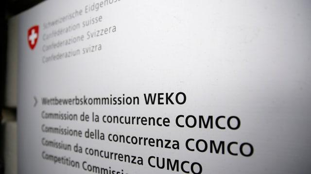 Logo da la Weko.