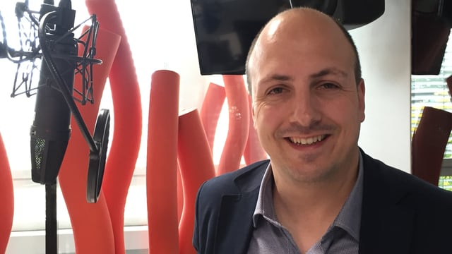 Marco Nuzzi, FDP-Stadtrat Illnau-Effretikon