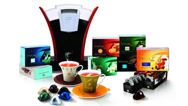 Tee-Automat Special-T mit Kapseln