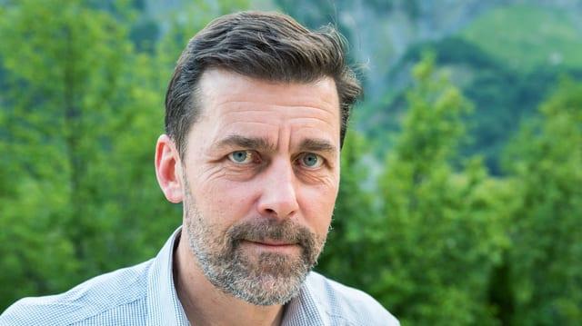 Porträt Peter Stamm