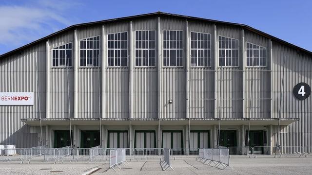 Halle 4 von Bernexpo