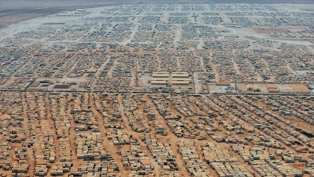 Lager Zaatari