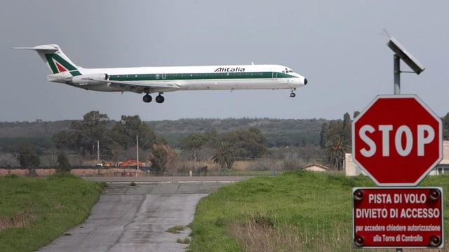 Italienische Fluggesellschaft - Benetton-Konzern und Delta sollen bei Alitalia-Rettung helfen