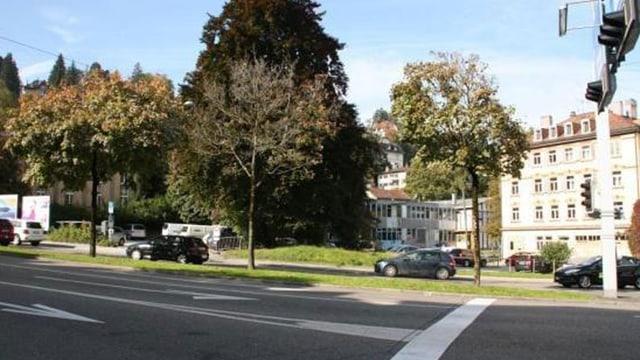 Das Areal Platztor soll für die Uni genutzt werden