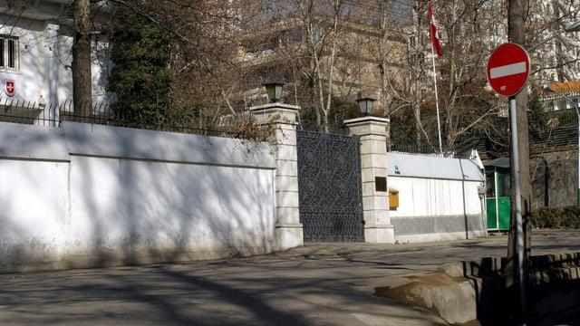 Schweiz vertritt US-Interessen in Teheran
