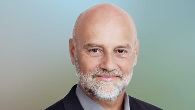 Portrait von André Odermatt