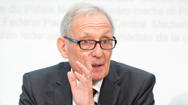 ElCom-Präsident Carlo Schmid