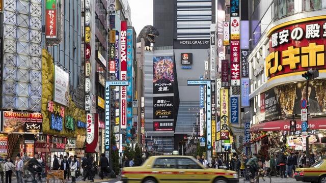 Tokio 2020: Stritgs e segns – la scrittira giapunaisa