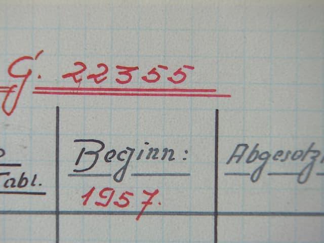 G22355 war das Kürzel der Firma Geigy für den Wirkstoff Imipramin, dessen antidepressive Wirkung Roland Kuhn an Patienten beobachtete.